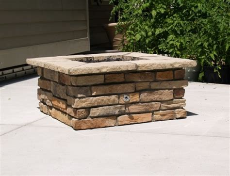diy pit square how to build a square pit live healthy with patty