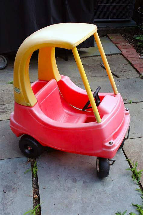 cer makeover drive the little tikes cozy coupe on the road the toy