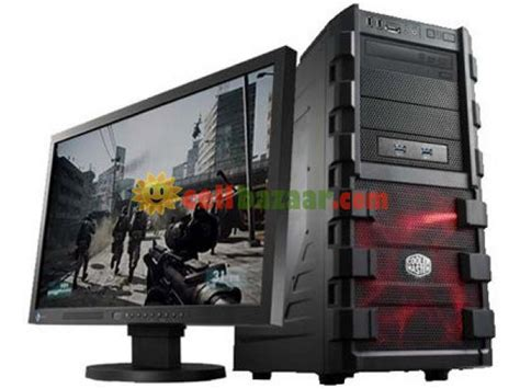 Ram Gaming 4gb gaming desktop i3 7th 4gb ram 320gb hdd mirpur
