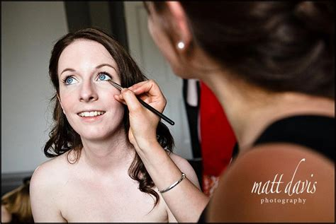 Wedding Hair And Makeup Cheltenham by Pittville Room Wedding Photography Gloucestershire