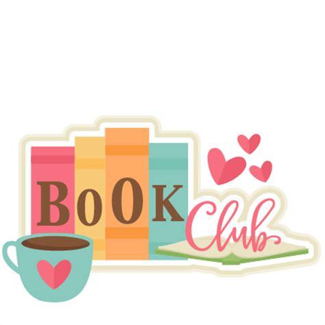 Book Club by Book Club Clip Clipartion