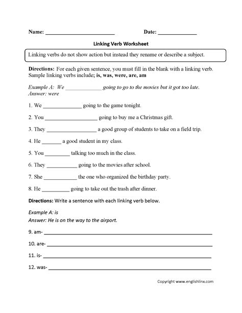 Verb Worksheets 3rd Grade by 19 Best Images Of Irregular Verbs Worksheets 6th Grade