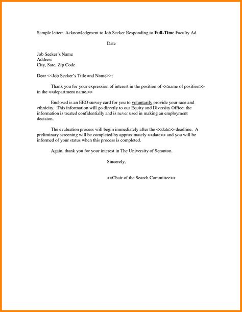 expression of interest cover letter exle resume cover