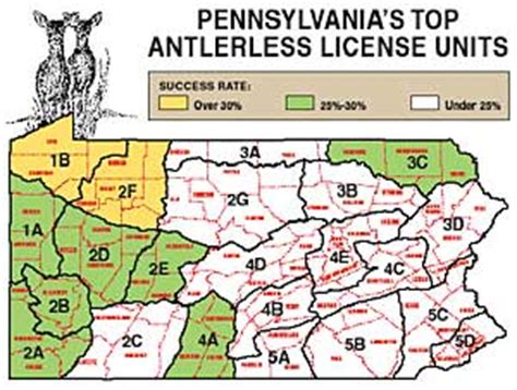 pennsylvania's 2010 deer outlook    part 1
