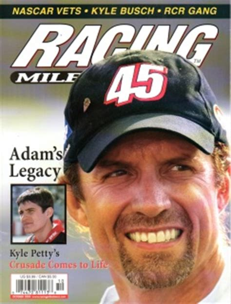 kyle racing books racing books and price guides for sale rcsportscards