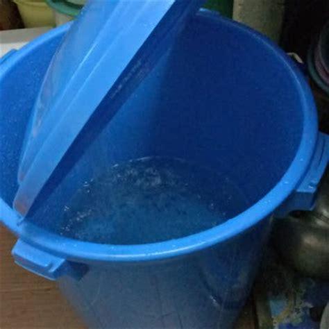 Air Hari Ini Simpan Air Secukupnya Hari Ini