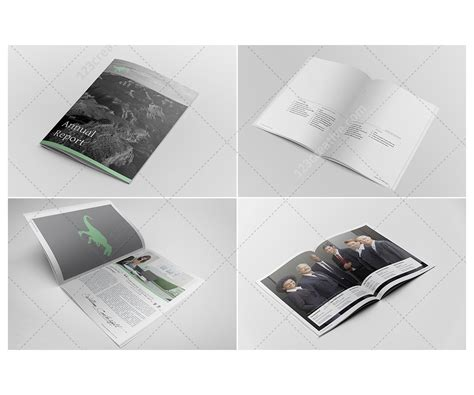 annual report indesign template annual report design indesign template professional