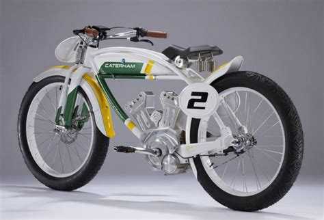wordlesstech caterham launched cool electric bikes