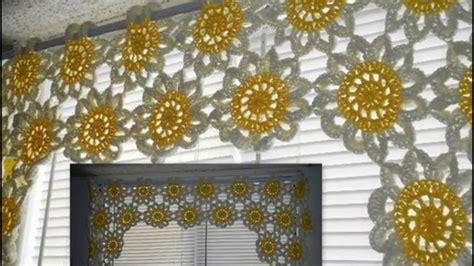 cruz artesanal a crochet paso a paso youtube flores de ganchillo cortina de flores youtube