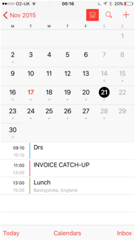 better calendar app for iphone the best third alternatives to the iphone