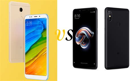 Redmi Note 5 Pro what is the difference between the redmi note 5 and redmi