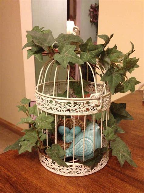 bird cage decoration  creative crafty ideas