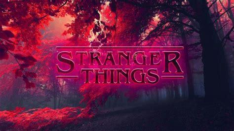 fondos de las serie stranger  descargalos gratis