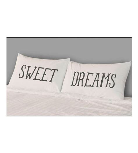 Sweet Dreams Pillow Cases by Decorative Pillowcases For The Bedroom
