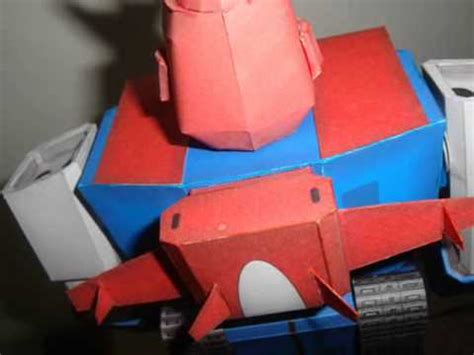 Voltes V Papercraft - goku papercraft model with wmv