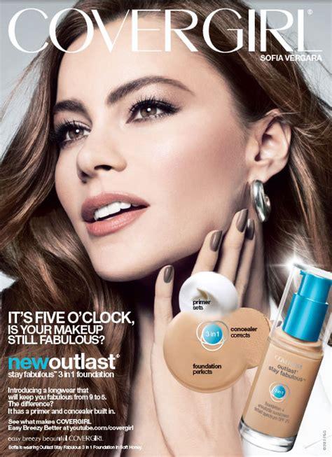 Makeup Ads sofia vergara endorsements advertisements endorsed