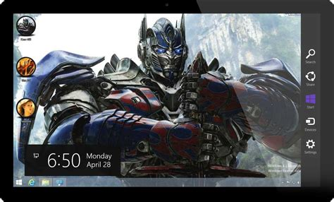 theme windows 7 transformers 4 transformers age of extinction theme for windows