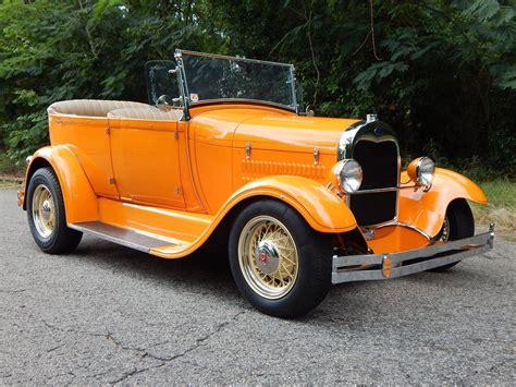 magoo motors 1928 ford model a phaeton historic quot magoo built quot for sale