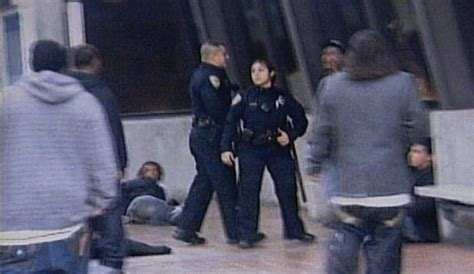 bart police shooting of oscar grant wikipedia the free video of police shooting isn t a lock for criminal