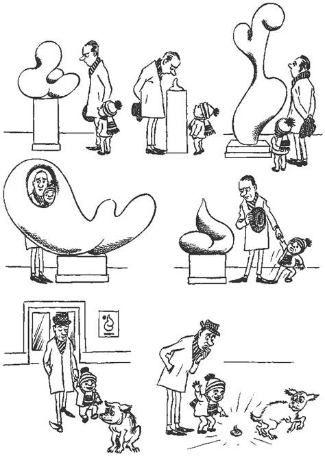 comics  herluf bidstrup  understood  crazy world