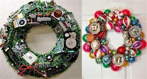 adornos navideos con reciclaje darles un nuevo aire a los adornos viejos de navidad