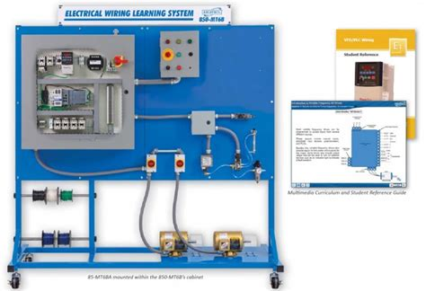 amatrol electrical wiring learning system 850 mt6b tech labs