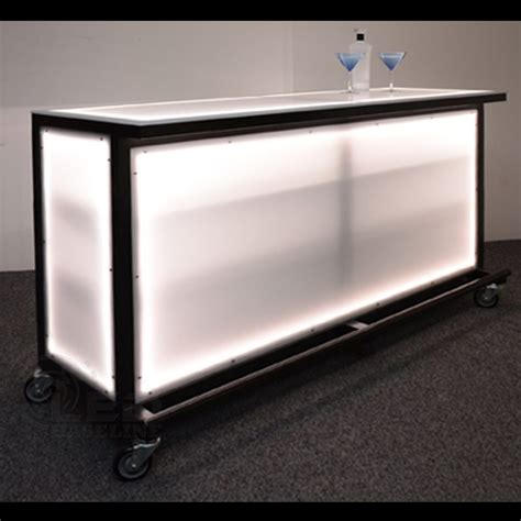 Portable Bar Top by Portable Bar Table Free Portable Metal Bar Table With