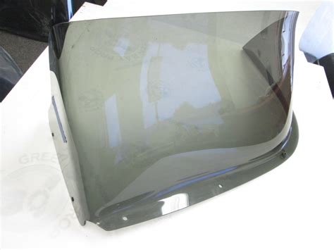 tinted boat windshield skeeter boat tinted port left windshield bubble 33 quot wide w