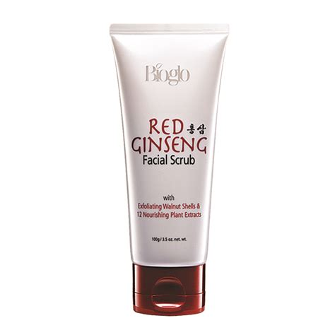 Ginseng Smooth Exfoliating ginseng scrub cosway enriching lives the smarter way