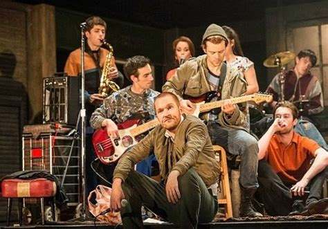commitments musical london synopsis  show pictures