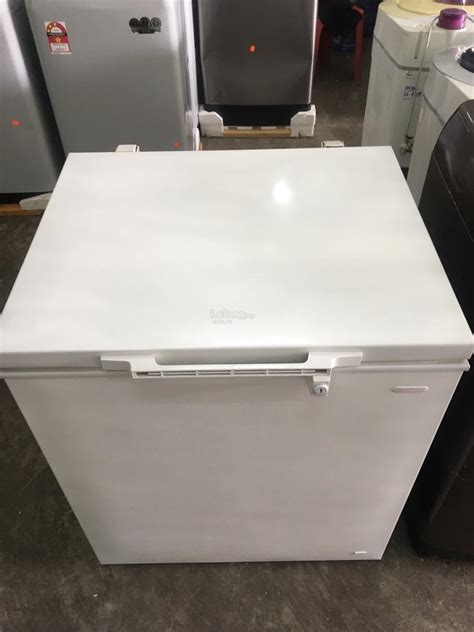 acson  liter chest freezer peti     pm