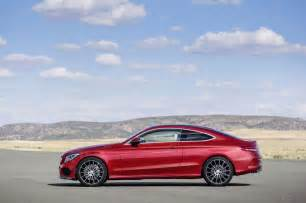 mercedes launches all new 2016 c class coupe speed carz