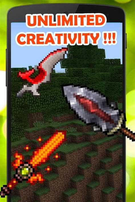 mod game maker mod maker for minecraft pe android apps on google play