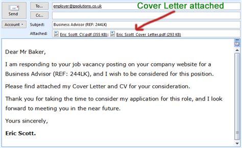 Sending My Resume Through Email