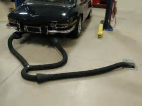 Car Exhaust System For Garage Exhaust Systems