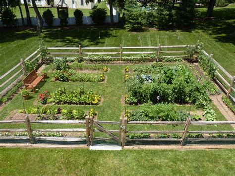 small fence ideas vegetable garden design idea and