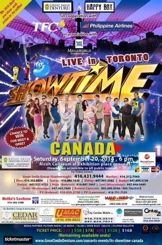 """abscbnpr.com – """"it's showtime"""" goes to canada this september"""