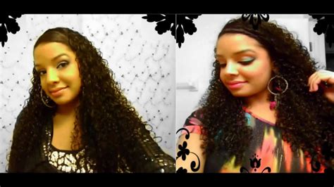 muchmorethanbeauty youtube curly hair tutorial how to routine natural hairstyles
