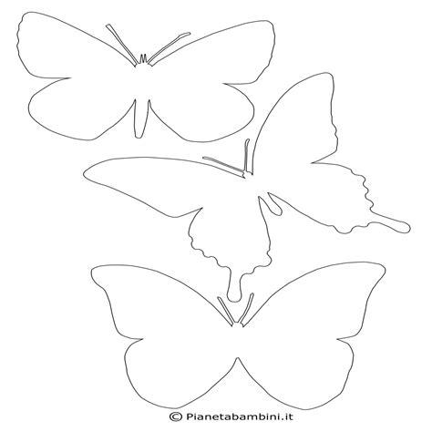 fiori e farfalle da colorare farfalle da colorare e stare