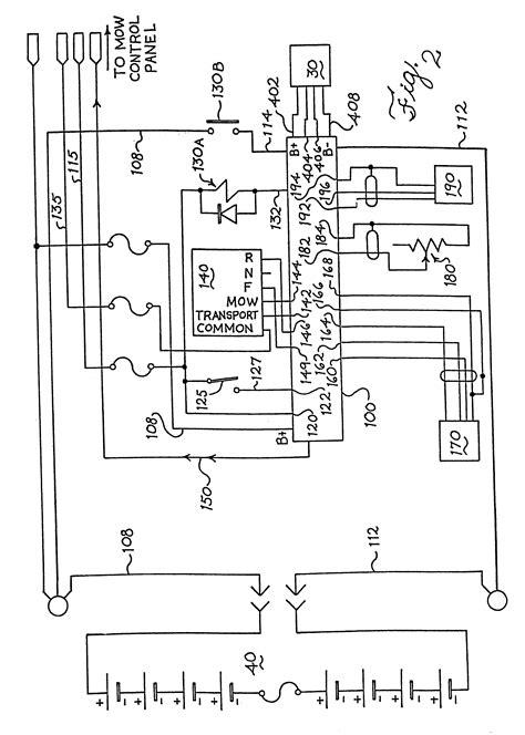 yamaha g9e golf cart 36 volt wiring diagram wiring diagram