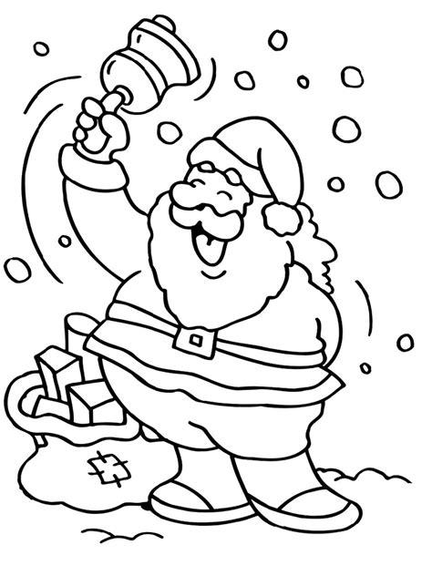 imagenes de santa claus para niños dibujos para colorear santa claus para ni 241 as y ni 241 os