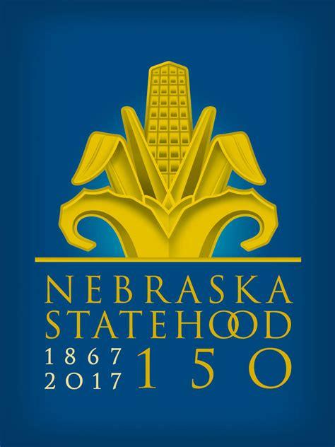 nebraska news a skyscraper of corn logo unveiled for nebraska s 150th