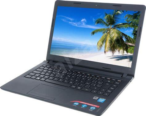 Laptop Lenovo Ideapad 100 14iby lenovo ideapad 100 14iby black notebook alza cz