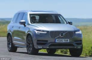 Volvo Xc90 Headl We Put The Audi Q7 And Volvo Xc90 To Daily