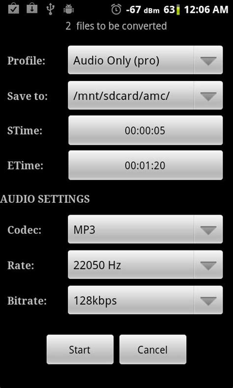 Video Converter Android - Android Apps on Google Play