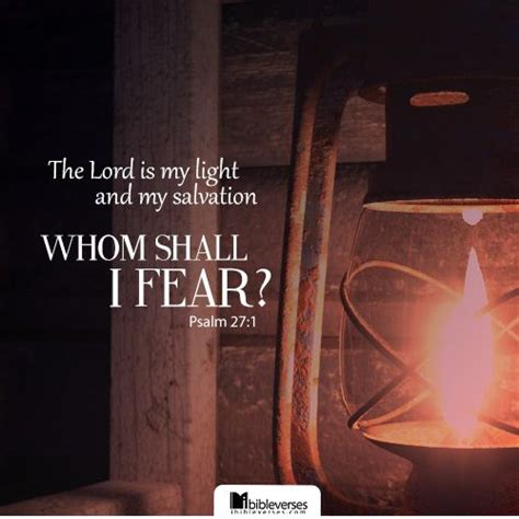 The Lord Is Light And Salvation by The Lord Is Light And Salvation Whom Shall I Fear