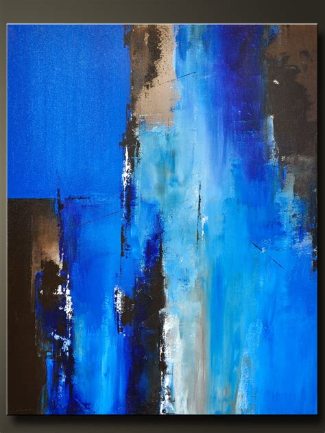 best paint for abstract on canvas passage 2 30 x 24 abstract acrylic painting on canvas