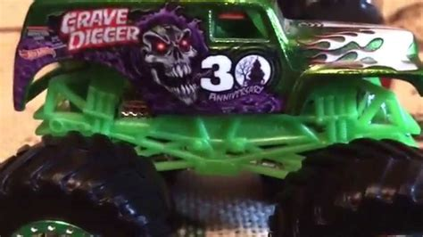 purple grave digger truck jam review 50 grave digger 30th anniversary
