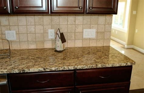 kitchen backsplash ideas with santa cecilia granite santa cecelia granite house kitchen