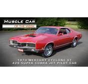 Muscle Car Of The Week Video 35 1970 Mercury Cyclone GT